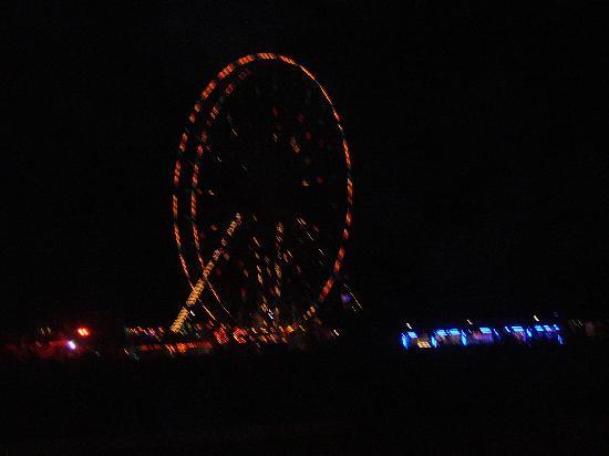The Wembley: the big wheel
