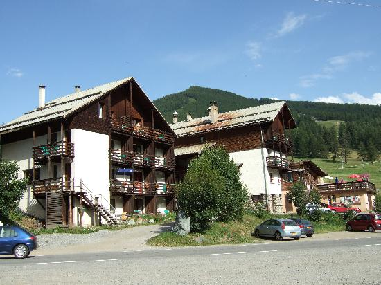 Hotel Restaurant l'Equipe: Chambres avec balcons