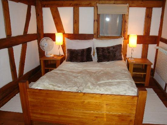 The Blue Beetroot Hotel: Part of a family suite