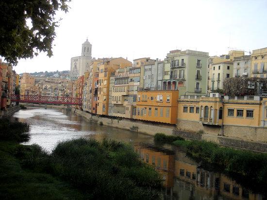 Жирона, Испания: Girona, Catalunya, Spain