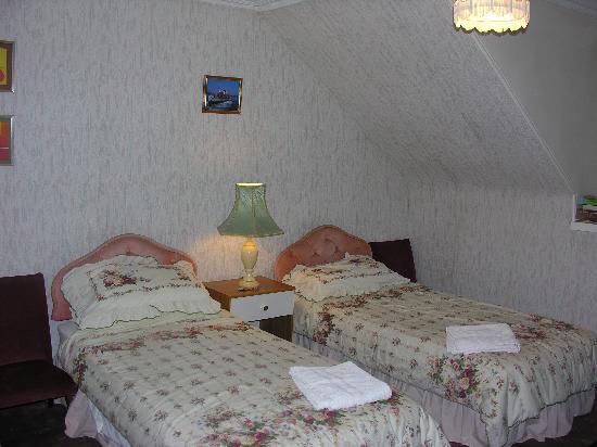 Tanglin B&B: Mais la chambre est confortable
