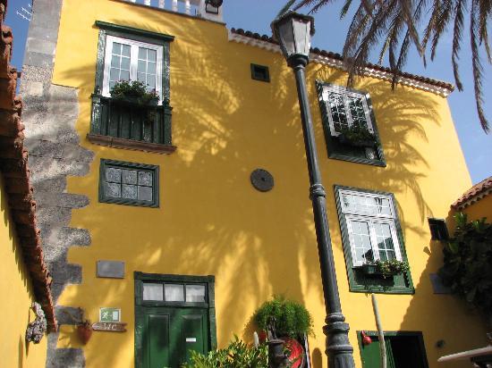 Hotel Rural Senderos de Abona : The main house