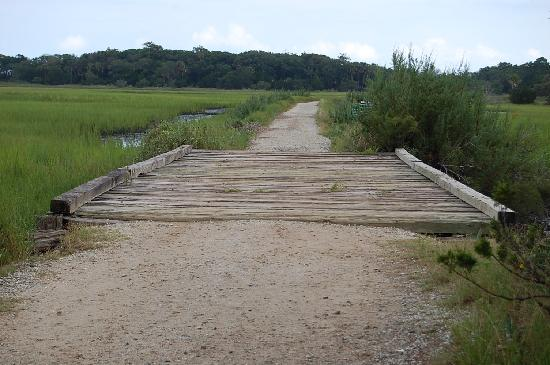 Botany Bay Ecotours: Bridge to Botany Beach