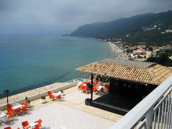 Mayor La Grotta Verde Grand Resort: wiev from our room