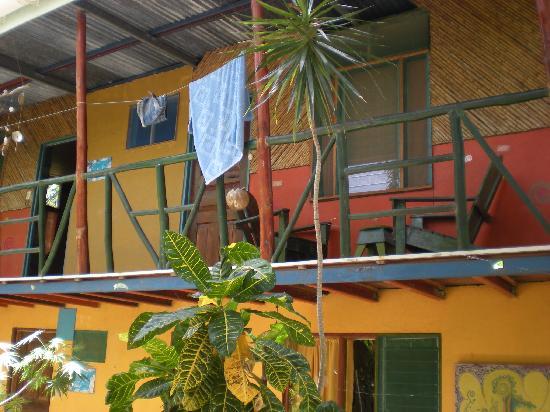 Hotel Kunterbunt: unser Wohnhaus