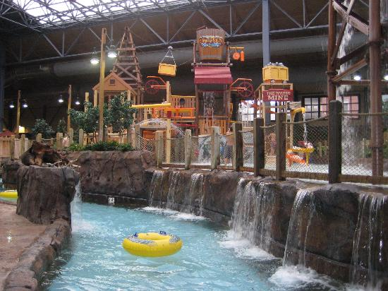 Silver Mountain Water Park >> Lazy River Picture Of Silver Mountain Resort Lodging Kellogg