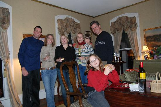 Snow Hill, MD: Meeting up with Friends at the Inn - Nov '08