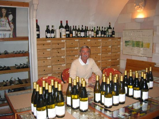 Landgasthof Farnsburg: Enjoy some of the finest wines!