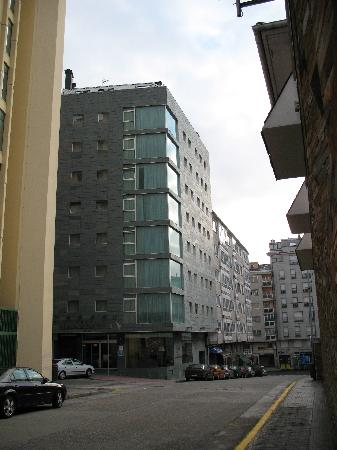 Hotel Exe Puerta de San Pedro: Husa Puerta de San Pedro, Lugo