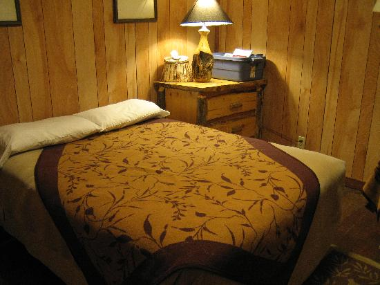 Tioga Pass Resort: Room no. 4