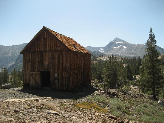 Tioga Pass Resort: Nearby ghost town