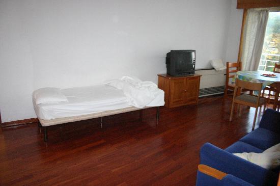 Pousada de Juventude de Porto : salon