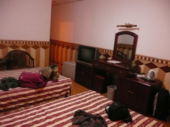Jianzang Hotel : Habitacion