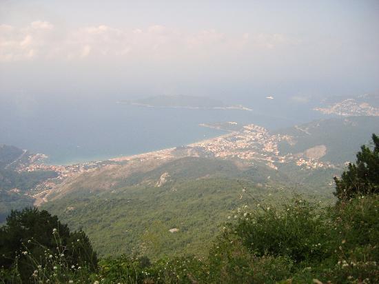 Hotel Montenegro Beach Resort : lovely scenery