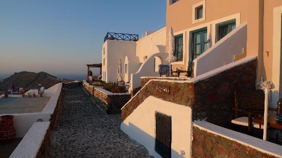 Afroessa Hotel: Balcony