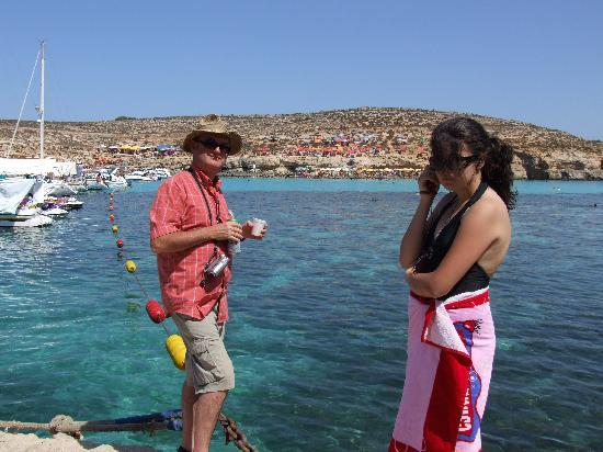 Seaview Hotel: Take a boat trip to Comino and Gozo