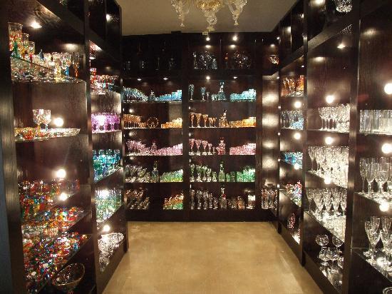 Sea View Hotel: Beautiful Madina Glass