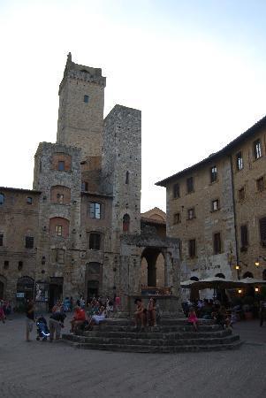 Fabio Apartments San Gimignano: San Gimingano
