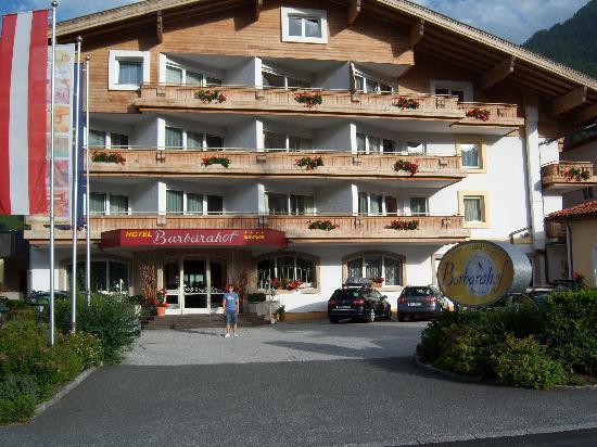 Alpen Wellness Hotel Barbarahof: Hotel