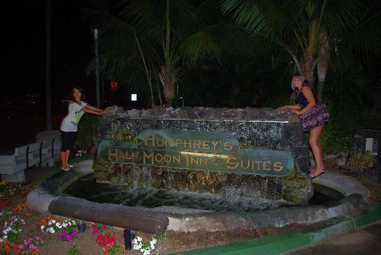 Humphreys Half Moon Inn: Entrance