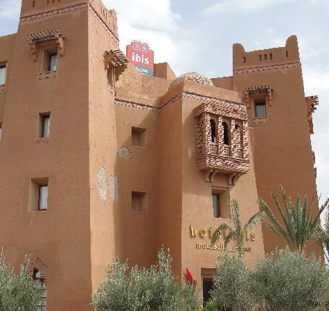 Hotel Ibis Moussafir Ouarzazate