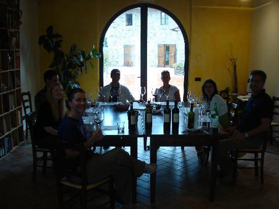 Wine Tours with Italy and Wine: 1 winery