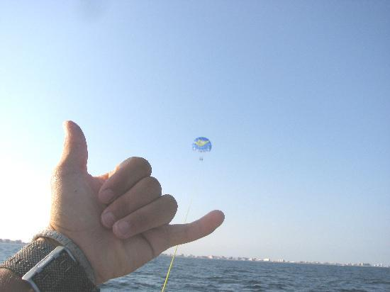 Hang Loose Parasail : Hang Loose