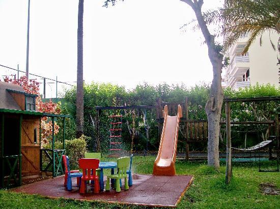 Bull Hotel Escorial & Spa: L'aire de jeux pour les enfants