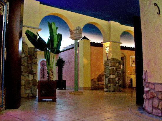 Bull Hotel Escorial & Spa: Le centre de bien-être