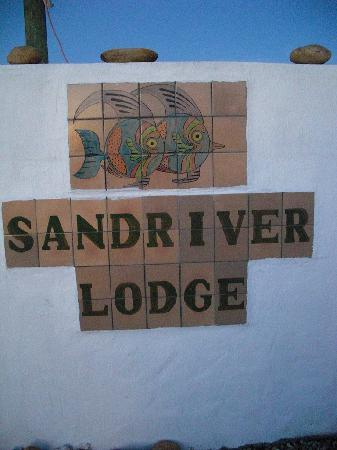Don't miss the Sandriver Lodge