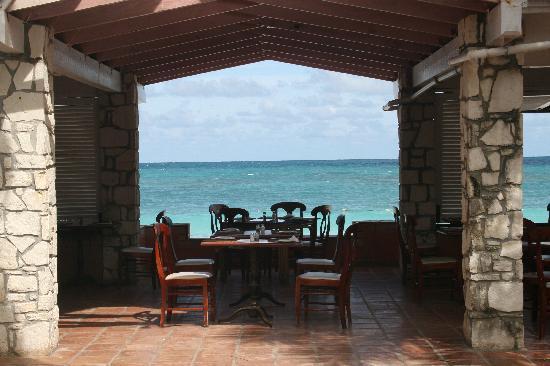Grand Pineapple Beach Antigua: Topaz Restaurant
