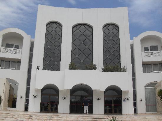 Kuriat Palace : Entrée principale