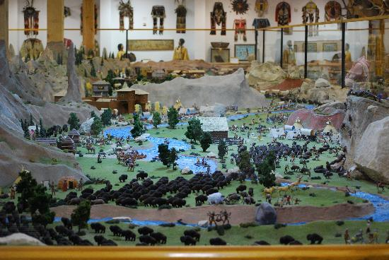 Old West Miniature Village and Museum: Miniature Village