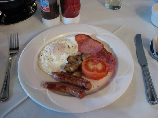 The Greenwood : Fried breakfast