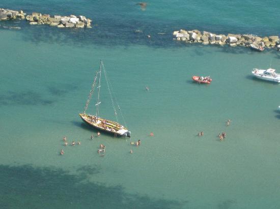 Fiorenzuola di Focara, Italy: Il mare