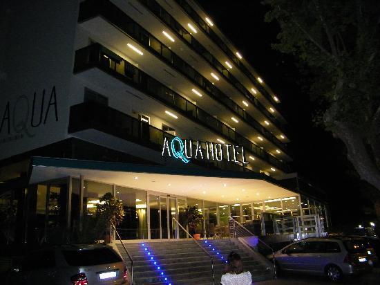 Aqua Hotel: Ingresso hotel