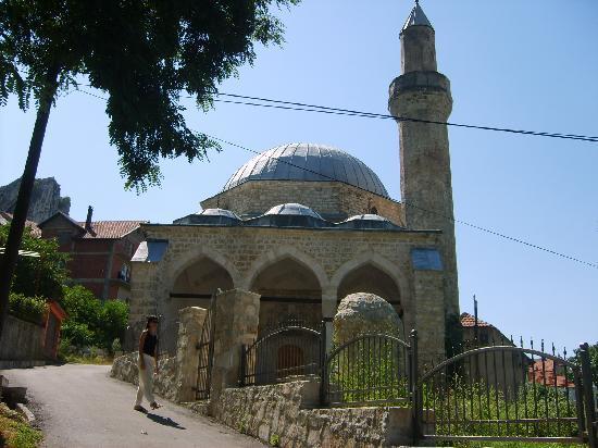 Livno, Bosnia-Hercegovina: otra mezquita