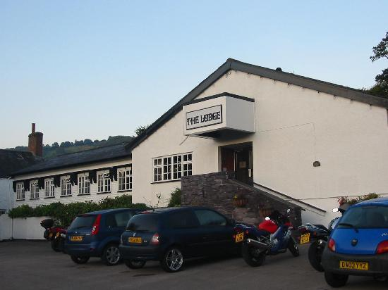 The Lodge Conwy: Well located