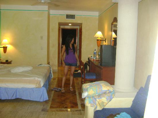 Luxury Bahia Principe Akumal: la habitacion 7815