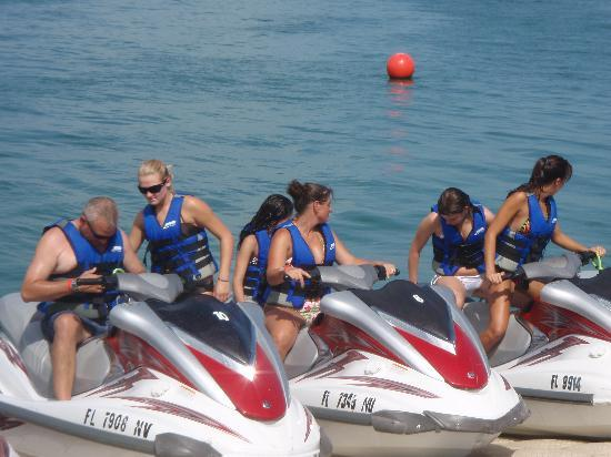 Fury Water Adventures Key West: Time to ride