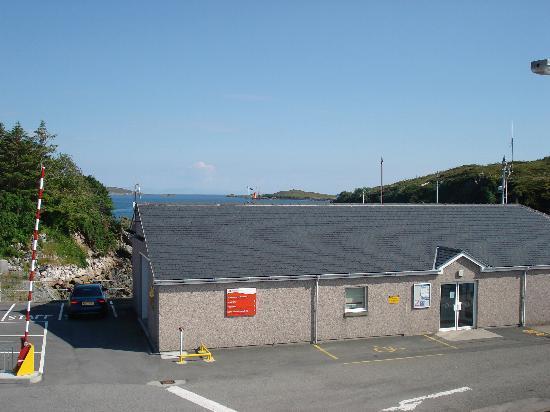 Hotel Hebrides: Another view from room