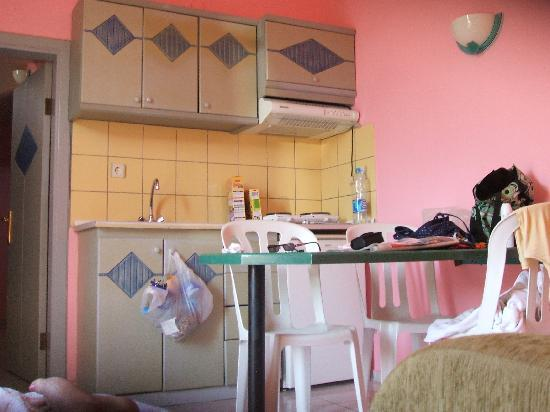 Club Kocer Apartments: our room