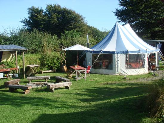 Photo of Belle Tents Camping Davidstow