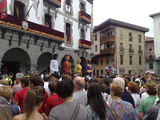 Hotel Larranaga : feast of St. Ignatius