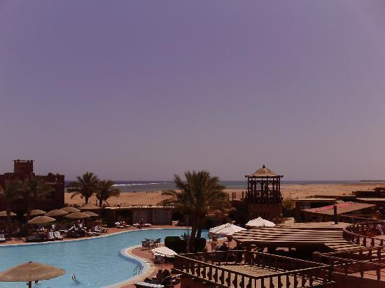 Charmillion Sea Life Resort: room view