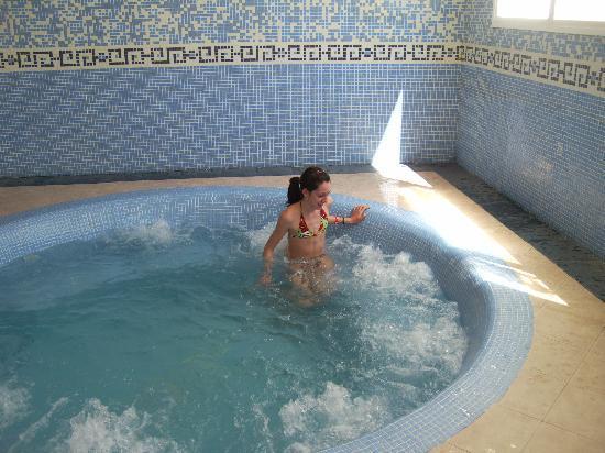 ClubHotel Riu Chiclana : buen baño de burbujas