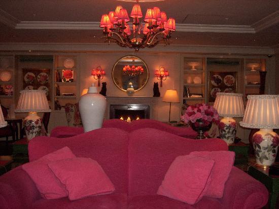Sofitel London St James: The rose room