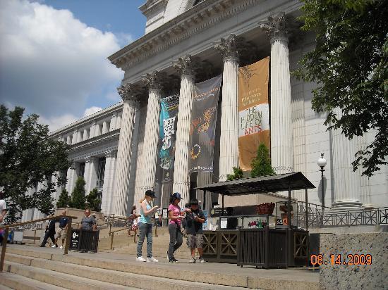 Residence Inn Greenbelt: Smithsonian Natural History Museum, DC