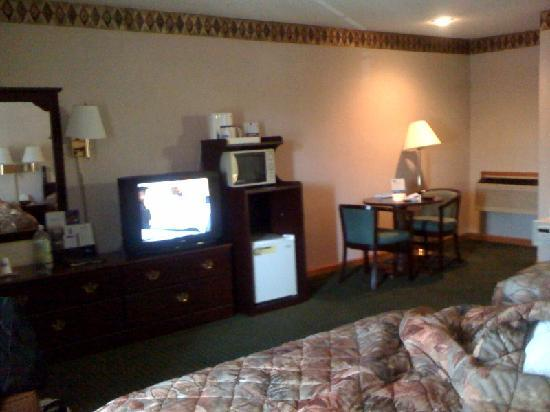 Howard Johnson Express Inn - Lenox: Ho Jo Room