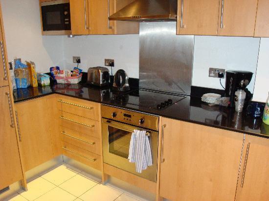 kitchen - Picture of Marlin Apartments - Empire Square, London ...